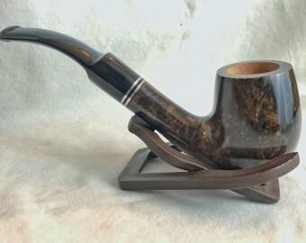 Briar wood pipe | Etsy