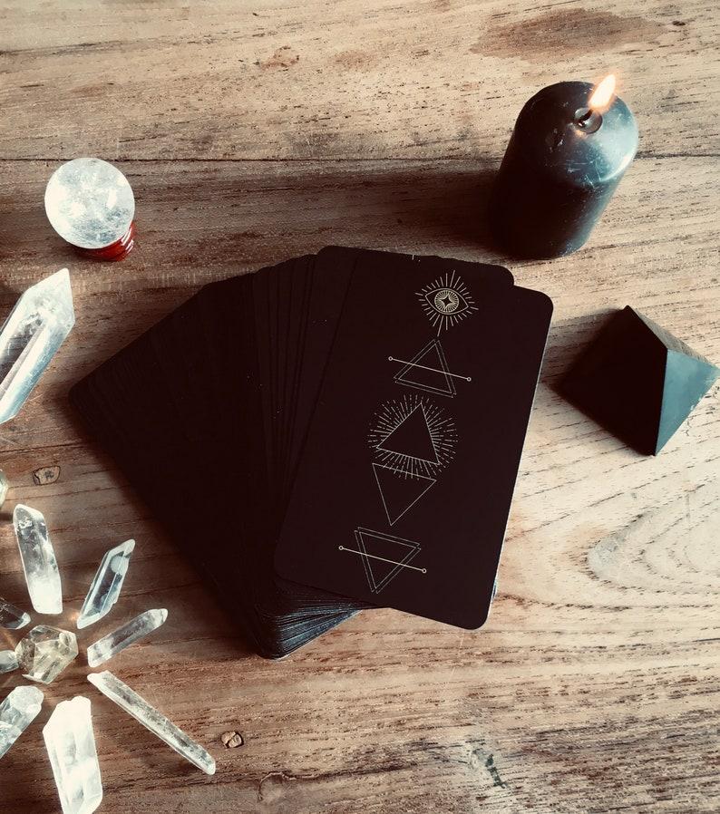 Light Your Own Way Card Deck. Remove creative blocks enhance image 0