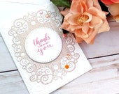 Thanks for Being You, Friendship, Relationship, Encouragement, Love Greeting Card / A2 / Handmade Greeting Card