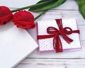 Plain Note Card Set / Greeting Card / A2 / Handmade Greeting Card