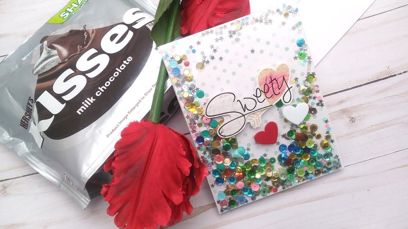 Sweety / Valentine's Day / Love  Greeting Card / A2 / image 0