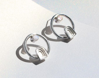 OMNISCIENT earrings