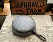 Griswold Iron Mountain 8 Cast Iron Skillet