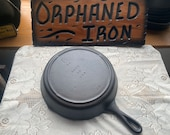 3-Notch Lodge 8 Cast Iron Skillet