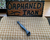 Antique Stove Eye Lifter Handle