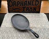 Unmarked Wagner Sizzle Server Cast Iron