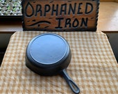 BSR 7 Red Mountain Cast Iron Skillet