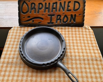 Rare! Griswold #8 Odorless Cast Iron Skillet