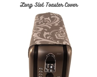 New - Long Slot Toaster Covers by the Toaster Huggee® Brand