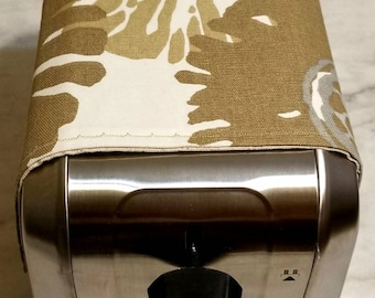 Toaster Cover - Damask print Toaster Huggee Multiple sizes available
