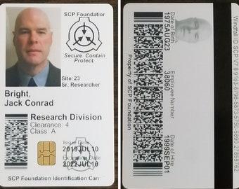Fake id | Etsy