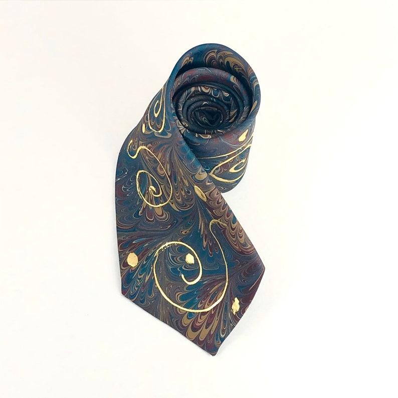 Marbled Tie from BeMarblous
