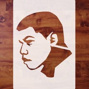 Choose Stencil /& 1 of 3 Sizes Star Wars Stencil Mylar Rise of Skywalker