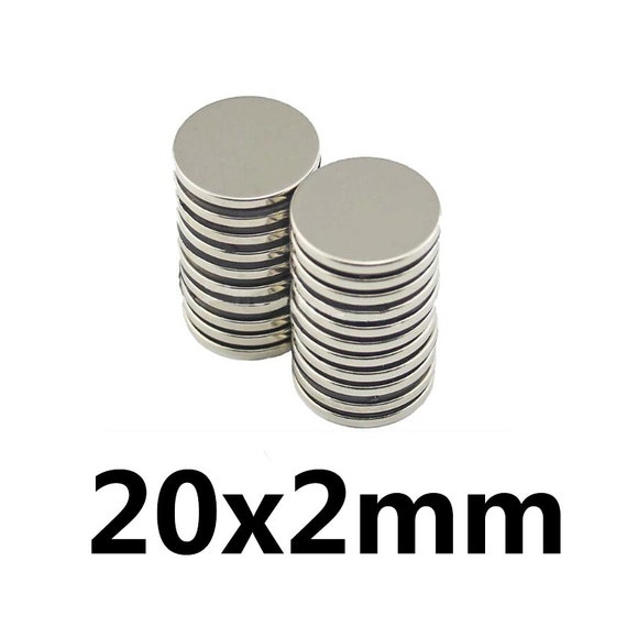 50//100pcs N35 Magnet Rare Earth Round Cylinder Disc Neodymium Magnets 2mm x 3mm