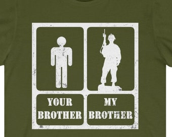 Military Brother Etsy
