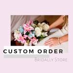 Custom order for Ms Diana