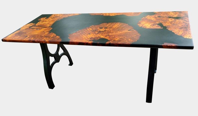 Epoxy Wood Table / Wall Art
