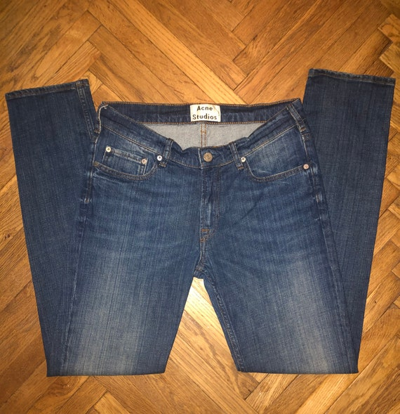 ACNE STUDIOS Jeans Denim Pants Trousers