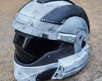 Halo helmet | Etsy