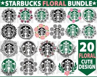 Starbucks Svg Files Etsy