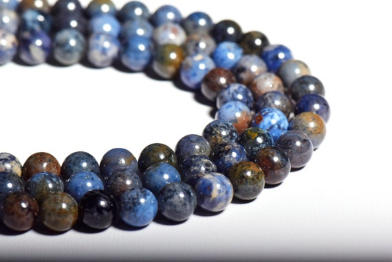 50 BEAUTIFUL HIGH QUALITY PRETTY TWO-COLOURED ROUND BEADS 12mm
