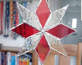 SO1706 Suncatcher Ornament