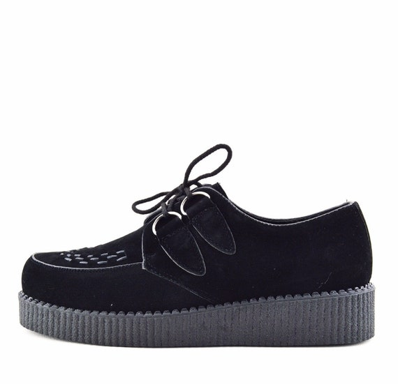 US $23 Men's High Quality Creepers Casual Suede Boots Shoes