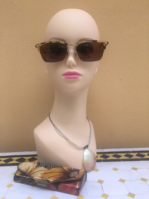 80s Sun glasses Vogue/ Vintage occhiali da sole V… - image 1