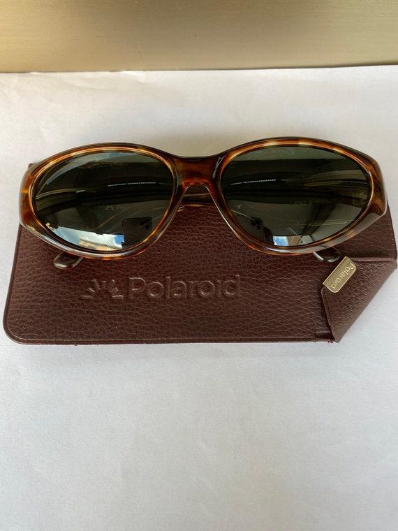 80s Sun glasses Polaroid/Polaroid sunglasses/Fash… - image 3