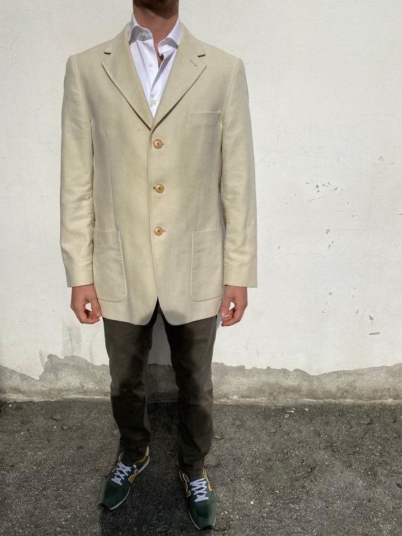 Kenzo/Ivory jacket Kenzo/Original fashion jacket K