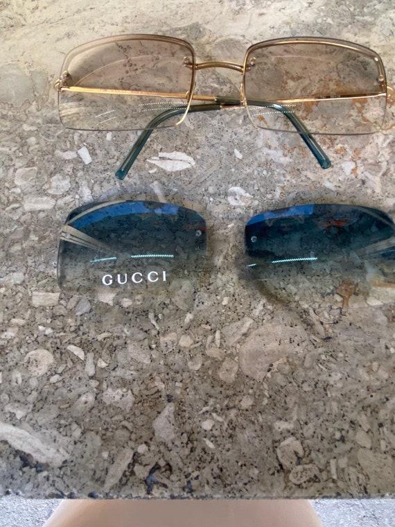 Sun glasses Gucci Vintage 80s / Sunglasses and gu… - image 6