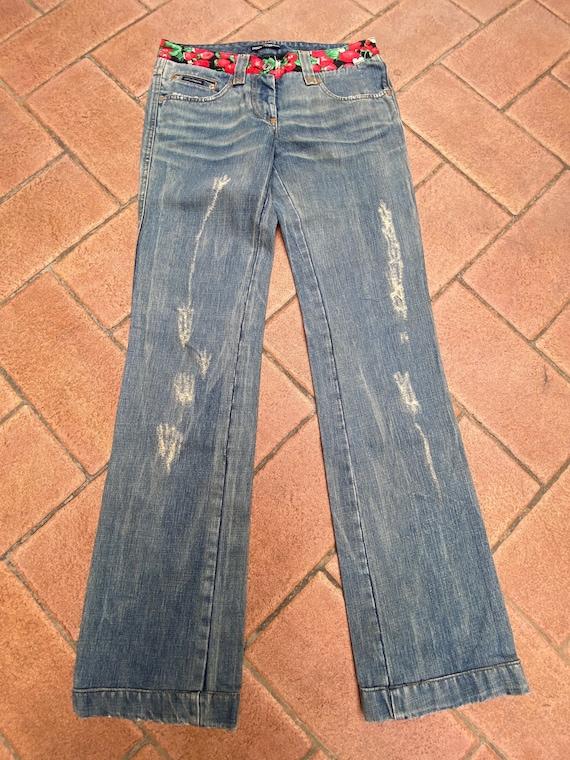 Jeans Dolce Gabbana/ Dolce Gabbana jeans designer/