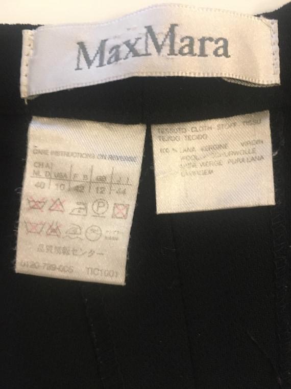 Max Mara/ Cloth Max Mara/Max Mara Palace Pants/ Ma