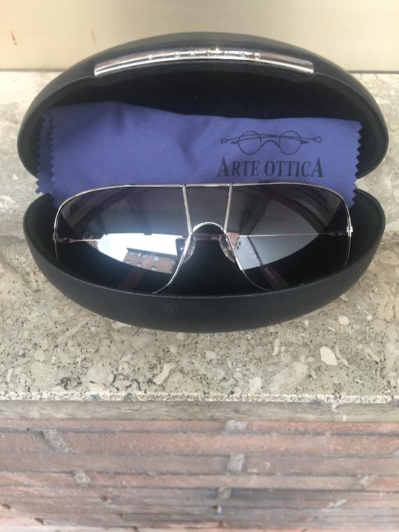 90s Sun glasses John Richmond/ Vintage sunglasses… - image 4