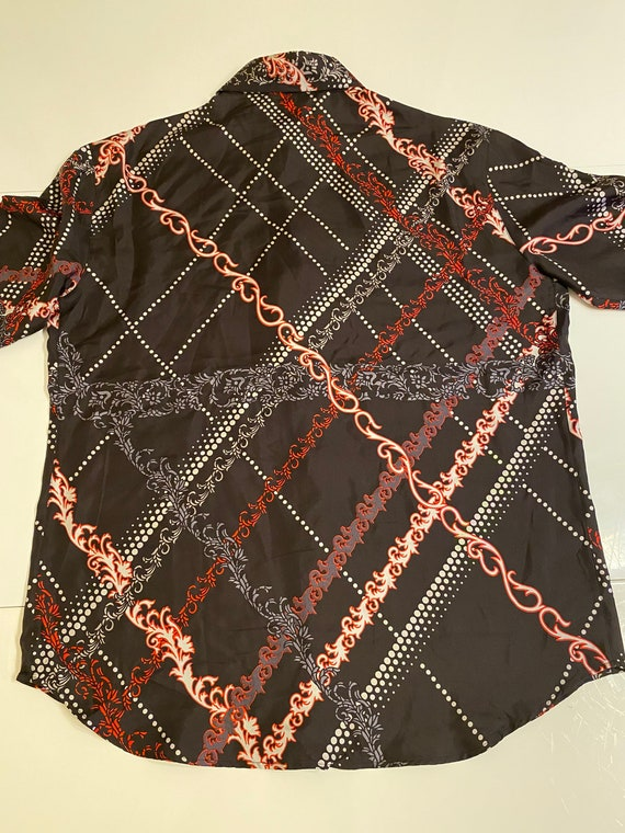 Versace Vintage 90s shirt/Fashion shirt Gianni Ve… - image 3