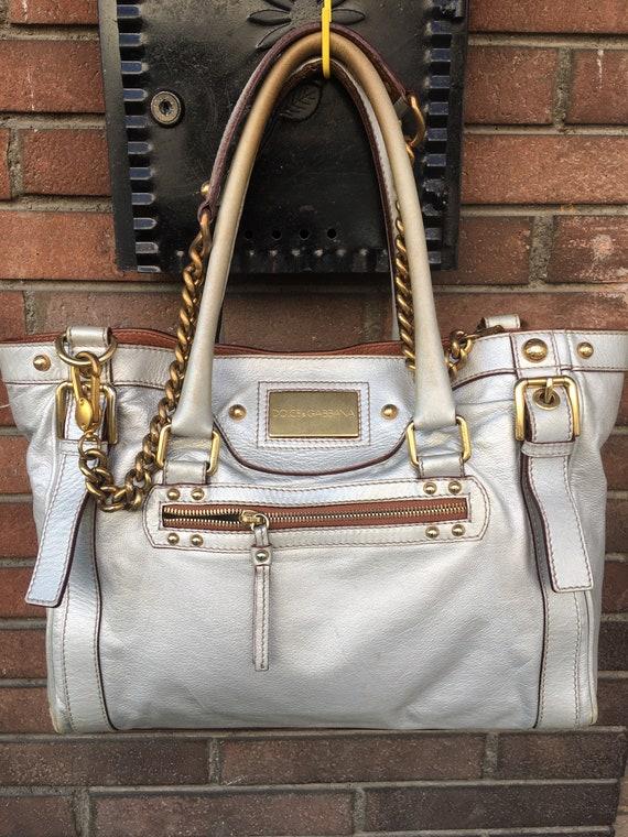 Shoulderbag Dolce Gabbana/ Leather bag Dolce Gabba