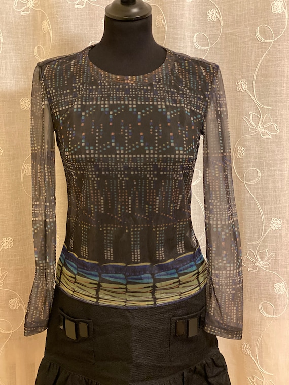 Gianni Versace/Multicolor Shirt Versace/Versus Gi… - image 4