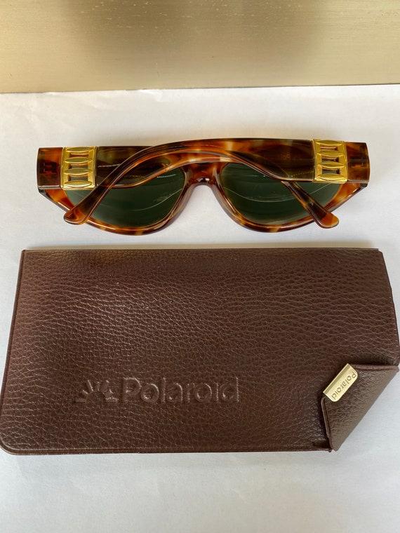 80s Sun glasses Polaroid/Polaroid sunglasses/Fash… - image 2