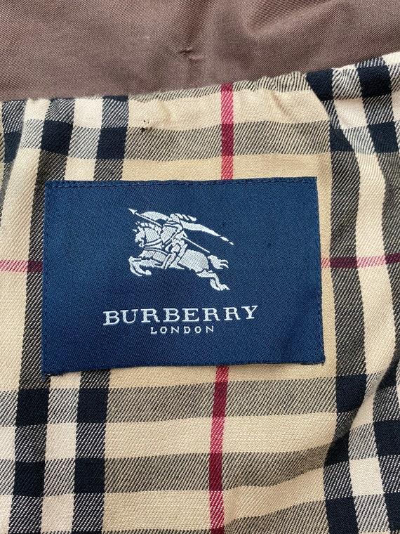 Burberry/Bordeaux jacket Burberry/Burberry jeans j