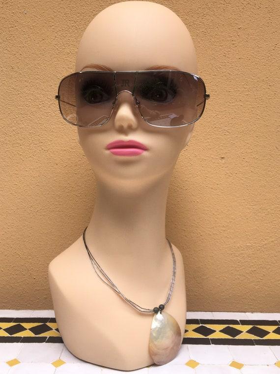 90s Sun glasses John Richmond/ Vintage sunglasses