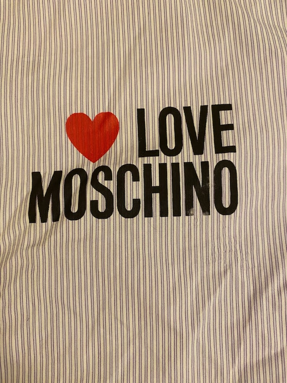 Moschino/Fashion shirt Moschino /Moschino blouse /