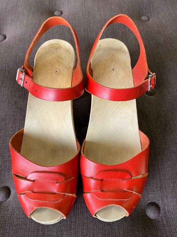 Swedish Hasbeens Sandals/designer sandals 1 CLASSE