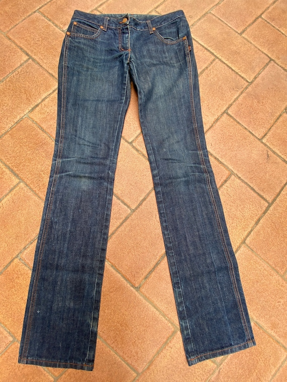 Vintage Jeans By Jean Paul Gaultier/Gaultier jeans
