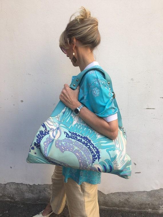 Design bag Pucci/SHOULDERBAG EMILIO PUCCI   Vintag