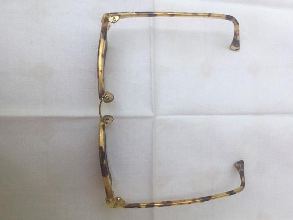 80s Vogue Sun glasses/Vintage Sunglasses Vogue/Fa… - image 6
