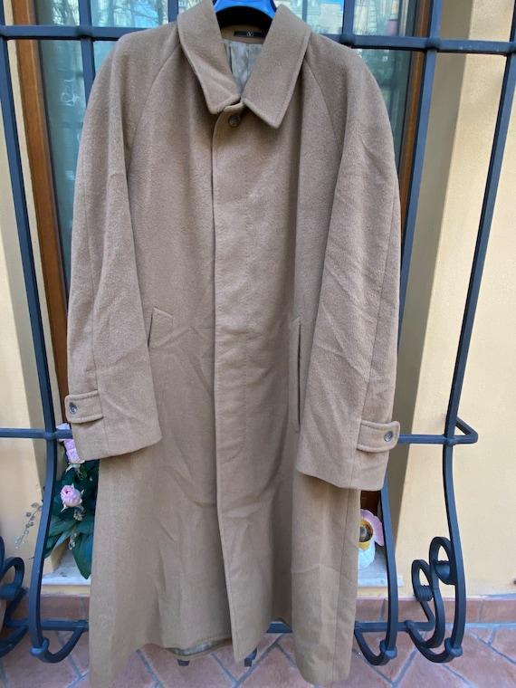 Design Luxury coat Valentino/Cammel Coat vintage V