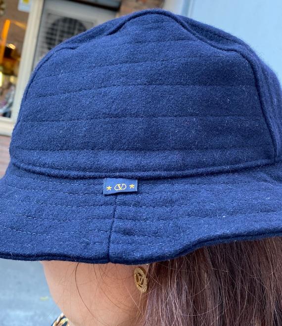 Hat Valentino/Rare Valentino Hat/Valentino Design… - image 1