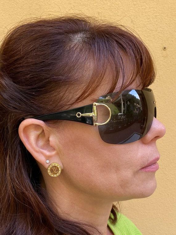 sun glasses 80s Gucci/ Fashion vintage sun glasses