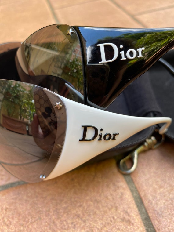 90s Dior 2 Vintage Glasses/Christian Dior Glasses/
