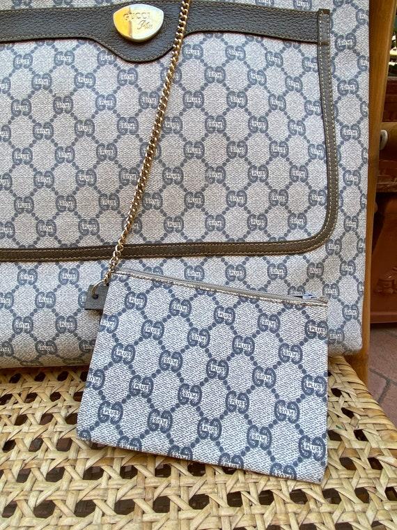 70s Gucci Plus Vintage Shoulderbag rare/Leather S… - image 4